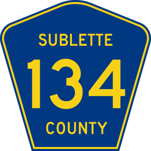 300px Sublette County Route 134 WY.svg Upcoming Sublette County Special Election