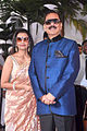 Subroto Roy at Esha Deol's wedding at ISCKON temple 16.jpg