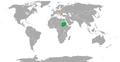 Sudan Bulgaria Locator.png