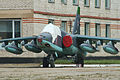 Sukhoi Su-25 Frogfoot 11 red (7903054214).jpg