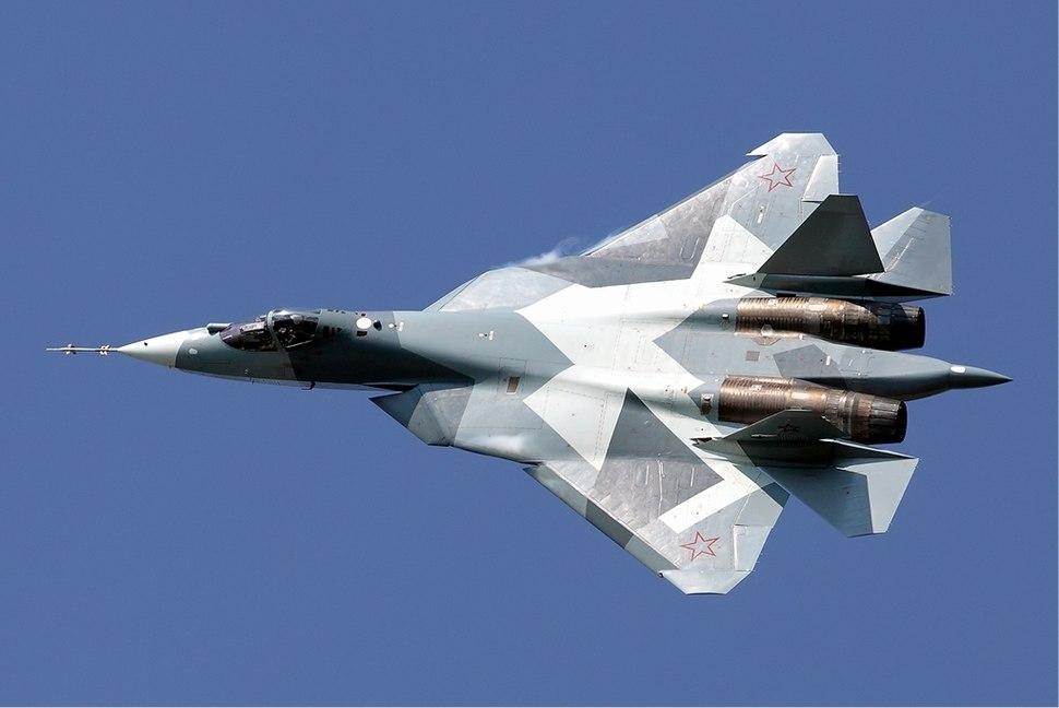 Sukhoi T-50 Maksimov