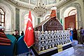 Sultan Osman thomb Bursa Turkey 2013 2.jpg