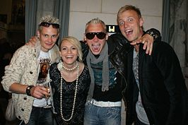 SunStroke Project & Olia Tira