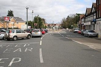Sunningdale - Image: Sunningdale geograph.org.uk 701