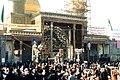 Supreme Leader Ali Khamenei in Shah Abdol Azim Mosque (15).jpg