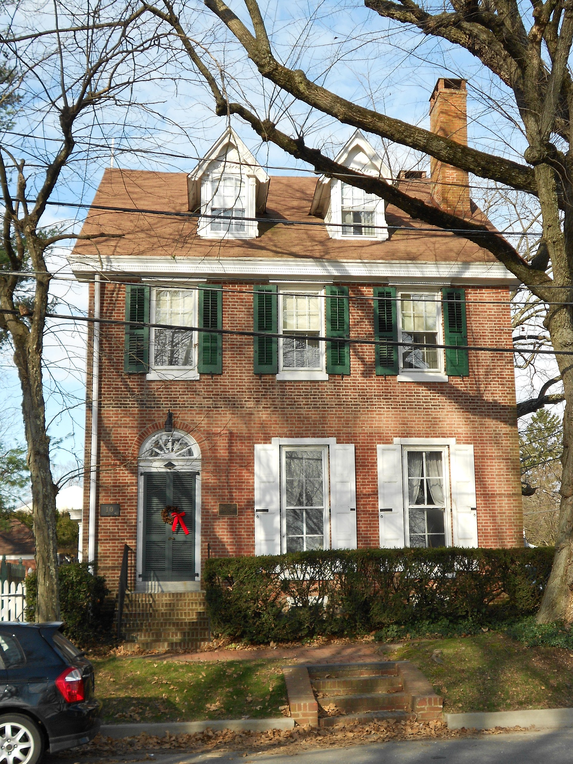 Sutton House (St. Georges, Delaware) - Wikipedia