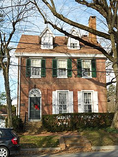 Sutton House (St. Georges, Delaware)