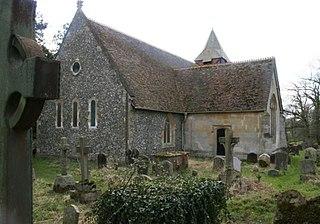 Swallowfield parish in Berkshire, England