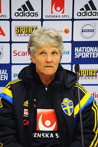 Football player - Image: Sweden Denmark, 8 April 2015 (16899782868)