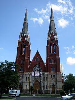 Sweetest Heart of Mary Roman Catholic Church United States historic place