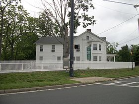 Swezey-Avey House; Yaphank, New York.JPG