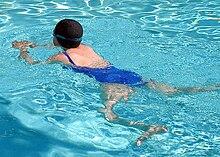 swim wiktionary