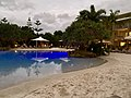 Swimming pool and beach at Peppers Salt Resort & Spa, Kingscliff, New South Wales.jpg