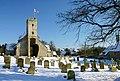 Swinbrook Church - geograph.org.uk - 1155114.jpg