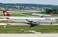 Swiss Airbus A340; HB-JME@ZRH;16.07.2010 583br (4799589447).jpg