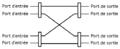 Switch de Banyan à deux couches (4 entrées et 4 sorties).png