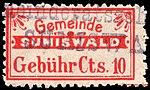 Switzerland Sumiswald 1902 revenue 10c 1.jpg