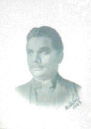 Syed Amir-uddin Kedwaii - Syed Ameer ud din Kedwaii