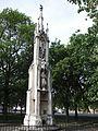 Székesfehérvár, Szentháromság szobor - panoramio.jpg