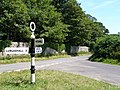 T-Junction North of Upperton. - geograph.org.uk - 203185.jpg