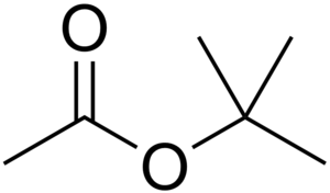 Butyl group - tert-butyl acetate