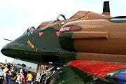 TA-4SU Skyhawk cockpits