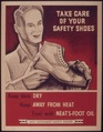 TAKE CARE OF YOUR SAFETY SHOES - NARA - 515525.tif