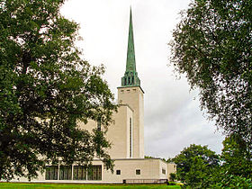 Image illustrative de l'article Temple mormon de Londres