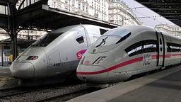 TGV-ICE ParisEst