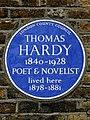THOMAS HARDY 1840-1928 POET & NOVELIST lived here 1878-1881.jpg