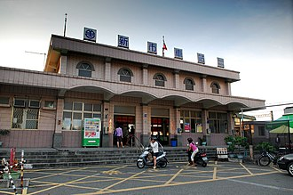 Sinshih District - Xinshi Station