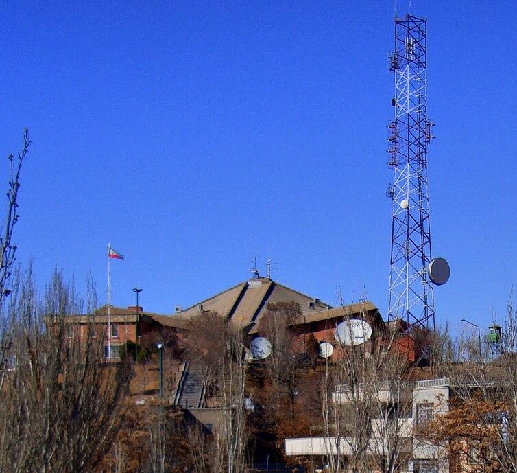 Tabriz, IRIB