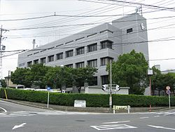 Taketoyo town-office.jpg