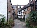 Talbot Lane - geograph.org.uk - 915784.jpg