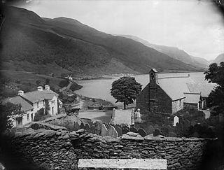 Tal-y-llyn, Gwynedd Human settlement in Wales