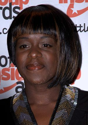 Ray Dixon - Tameka Empson (pictured) plays Ray's love interest, Kim Fox.