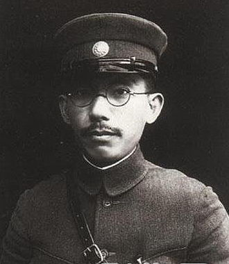 Wuhan government - Tang Shengzhi, leader of the Wuhan Army