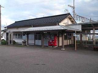 Tanihama Station