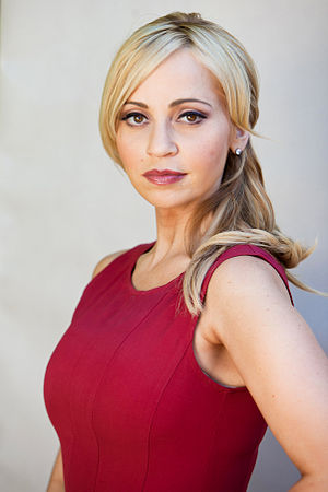 Teen Titans Go! (TV series) - Image: Tara Strong Portrait