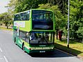 Taunton Hamilton Road - First 32873 (HIG1523) in Somerset livery.JPG