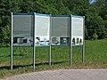 Tauroggen (Tauragė) Memorial - Information panels.jpg