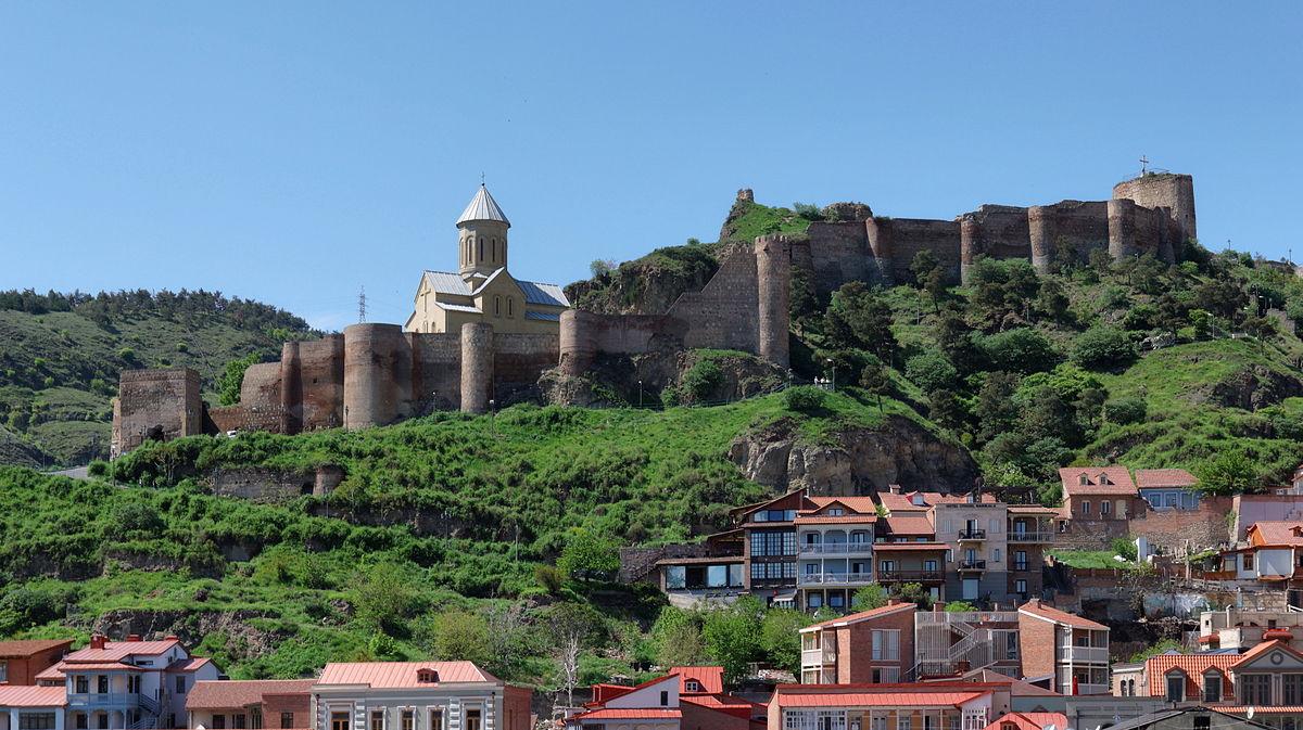 Картинки по запросу грузия крепости Нарикала