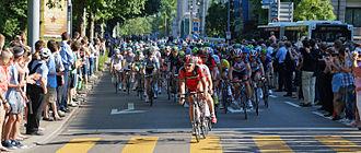 2013 Tour de Suisse - Image: Td S2013 Züri 2
