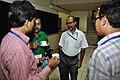 Tea Break Discussion - VMPME Workshop - Science City - Kolkata 2015-07-15 8737.JPG