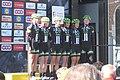 Team Liv-Plantur Fleche Wallonne 2016.JPG