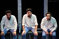 Telemarketers. Escena de la obra de teatro.JPG