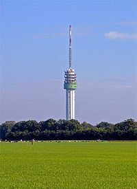 Television tower of Markelo