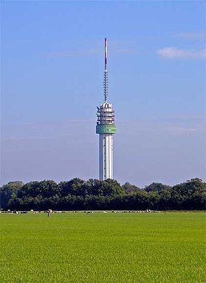 Markelo - Television tower of Markelo