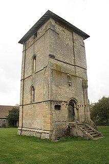 Temple Bruer Preceptory village in the United Kingdom