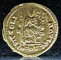 Tesoretto di sovana 105 solido di leone I (461), zecca di milano.JPG